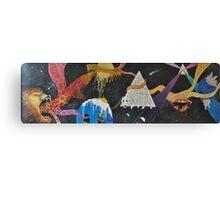 Psychedelic Adventure Canvas Print