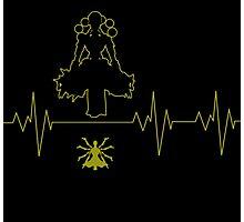Heartbeat Zenyatta Photographic Print
