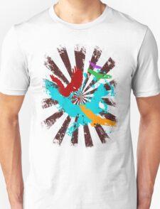 Avian Grunge T-Shirt
