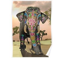 Indian Elephant 3 Poster