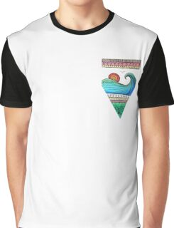 Sayulita Sunrise Surf Sessions Graphic T-Shirt