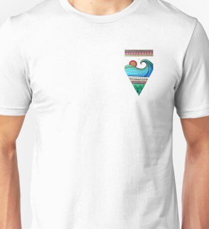 Sayulita Sunrise Surf Sessions Unisex T-Shirt