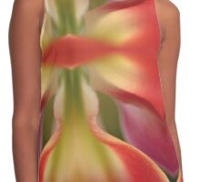 Asiatic Lily Contrast Tank