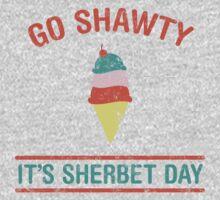 It's Sherbet Day One Piece - Long Sleeve
