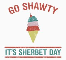 It's Sherbet Day One Piece - Short Sleeve