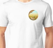 """The Earth Laughs In Flowers"" Unisex T-Shirt"