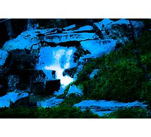 Night Falls Photographic Print
