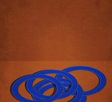 Minimal Juggling Props - Rings by Sam Mann