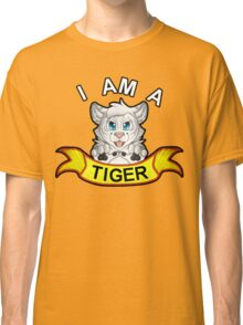 I Am A White Tiger! Classic T-Shirt