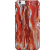 accidental bacon. iPhone Case/Skin