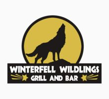 Winterfell Wildlings by luvthecubs