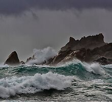 whispers of an ocean by Keith Midson