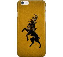 House Baratheon Minimalist iPhone Case/Skin