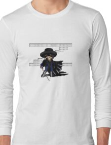16 Bit Zorro Long Sleeve T-Shirt