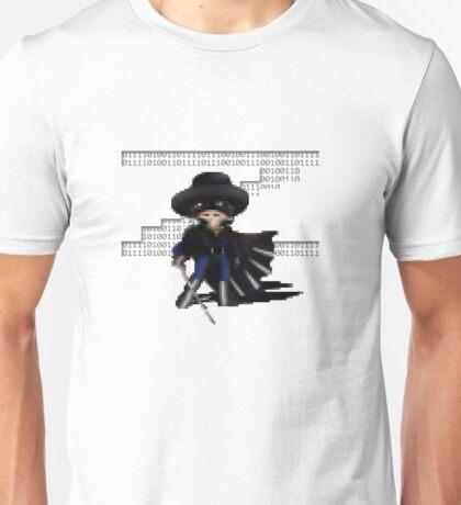 16 Bit Zorro Unisex T-Shirt