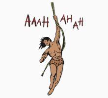 Tarzan One Piece - Long Sleeve