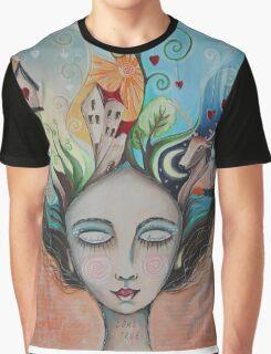 Wonderful Dreams Graphic T-Shirt
