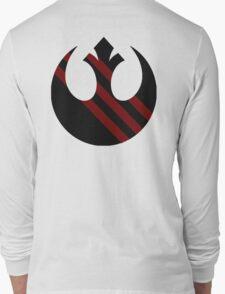 Rebel Alliance Emblem Long Sleeve T-Shirt