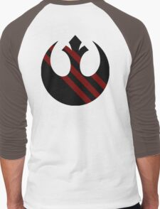 Rebel Alliance Emblem Men's Baseball ¾ T-Shirt