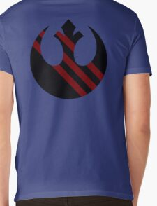 Rebel Alliance Emblem Mens V-Neck T-Shirt