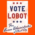 Vote Lobot by SixPixeldesign