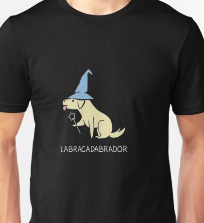 Labrador pun Unisex T-Shirt