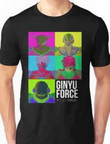 Ginyu Force Rules (Difference) Unisex T-Shirt