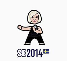 Sweden 2014 Unisex T-Shirt
