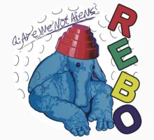 We are Rebo by luvthecubs