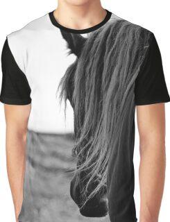 Cheval au Mémorial Graphic T-Shirt