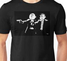 Pulp Peanuts Unisex T-Shirt