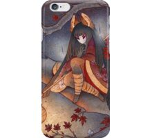Lantern Light iPhone Case/Skin