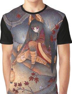 Lantern Light Graphic T-Shirt