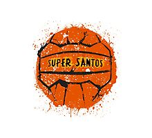 SUPER-BALL Photographic Print