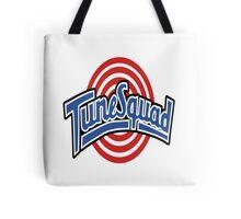 tune squard Tote Bag