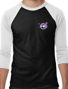 Ghostly! Men's Baseball ¾ T-Shirt