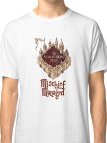 Marauders' Map Classic T-Shirt