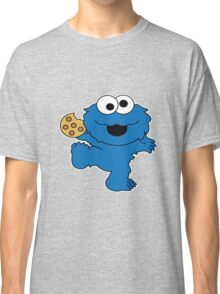 Cookie Monster Baby Classic T-Shirt