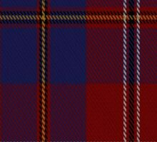 02760 Toronto Fire Services Tartan  Sticker