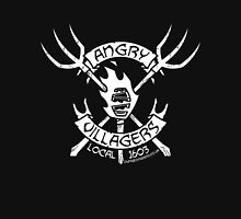 Angry Villagers (white/black) Unisex T-Shirt