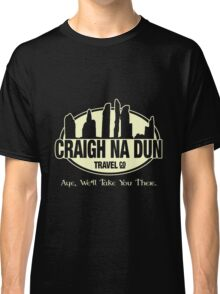 Outlander - Craigh Na Dun Classic T-Shirt