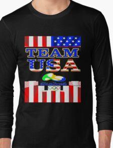Team USA Rio 2016 Olympics Long Sleeve T-Shirt