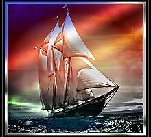 BLUENOSE 2 by MichaelDTaylor