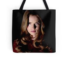 EMMA DUVAL FROM MTV TV SERIES SCREAM  Tote Bag