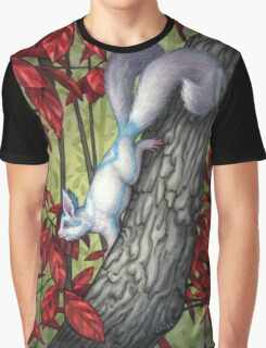 Autumn Spirit Graphic T-Shirt