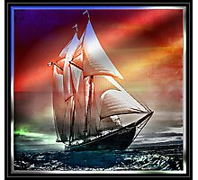 Bluenose 2 Photographic Print