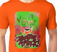 Funky Zombie Attack Unisex T-Shirt