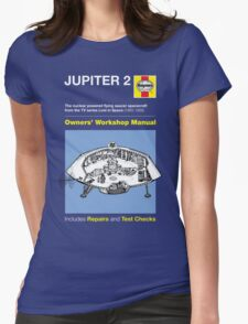 Haynes Manual - Jupiter 2 - T-shirt Womens Fitted T-Shirt