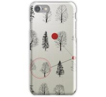 Natura Poster iPhone Case/Skin