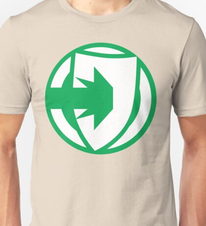 Fate Core: Defend (Green) T-Shirt